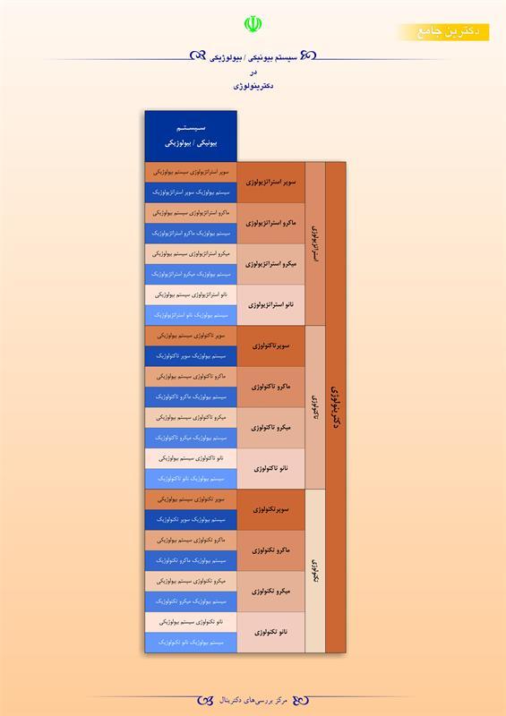 سیستم بیونیکی/بیولوژیکی در دکترینولوژی