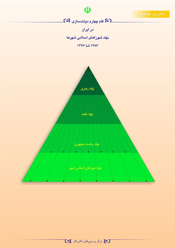 گام چهارم دولتسازی در ایران نهاد شوراهای اسلامی شهرها 1387 تا 1397